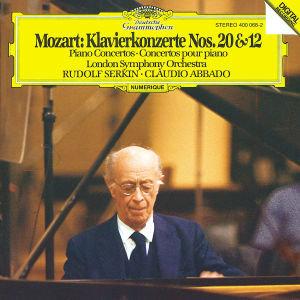 Klavierkonzerte 12+20