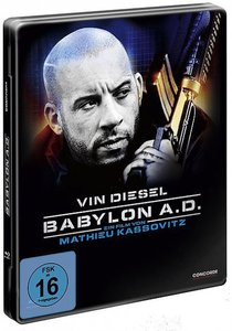 Babylon A.D.(Futurepak) (Blu-ray)