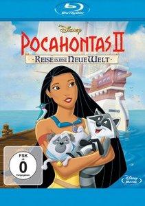 Pocahontas II - Reise in eine neue Welt