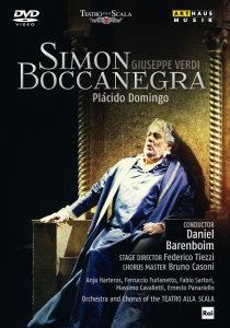 Barenboim/Domingo/Harteros: Simon Boccanegra