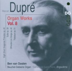 Orgelwerke Vol.8