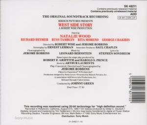 West Side Story (Sony Broadway)