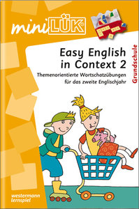 LÜK mini. English in Context 2