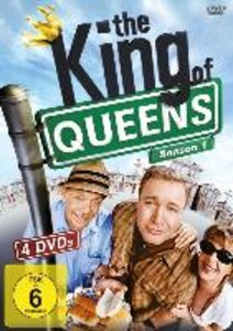 The King of Queens - Staffel 1 (Keepcase)