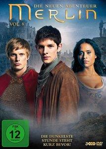 Merlin - Die neuen Abenteuer. Volume 08