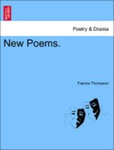 New Poems.