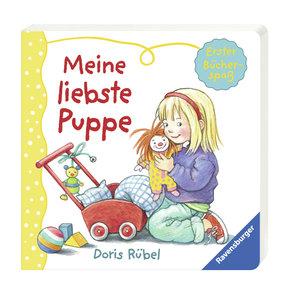 Erster Bücherspaß - Meine liebste Puppe