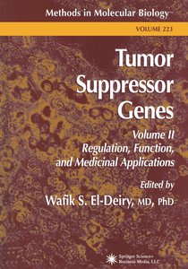 Tumor Suppressor Genes