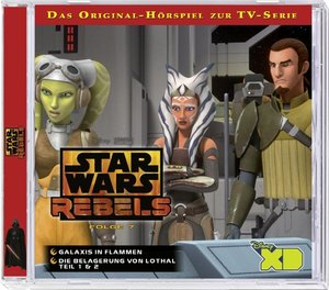 Disney - Star Wars Rebels 07