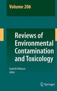 Reviews of Environmental Contamination and Toxicology Volume 206
