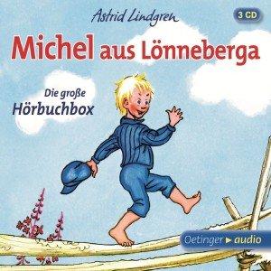 Michel aus Lönneberga. Die große Hörbuchbox (3CD)