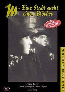 M-Eine Stadt Sucht Einen Mörder/DVD