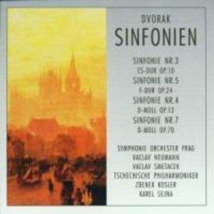 Dvorak,Anton-Die Sinfonien