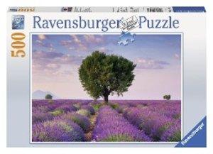 Valensole, Südfrankreich. Puzzle 500 Teile
