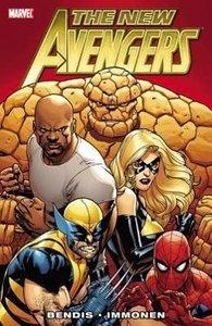 The New Avengers 01