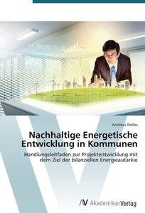 Nachhaltige Energetische Entwicklung in Kommunen
