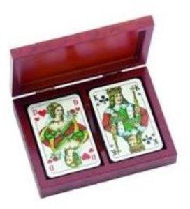 Philos 6651 - Rommé-Karten in Box