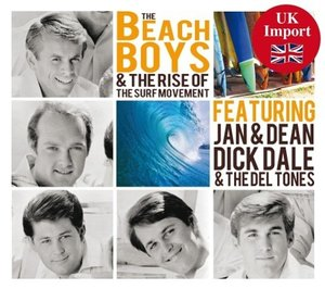 Beach Boys And The Rise Of The Surf Movement