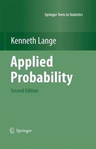 Applied Probability