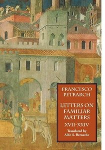 Letters on Familiar Matters (Rerum Familiarium Libri), Vol. 3, B