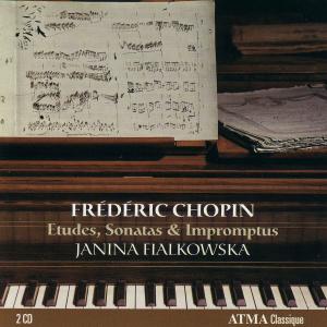 Etudes,Sonatas & Impromptus - zum Schließen ins Bild klicken