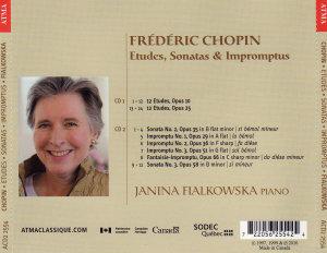 Etudes,Sonatas & Impromptus