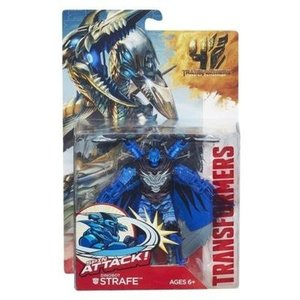 Hasbro - Transformers Movie 4 Deluxe Attackers