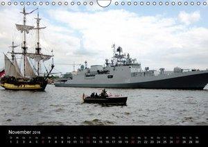 Hamburg Hafengeburtstag (Wandkalender 2016 DIN A4 quer)