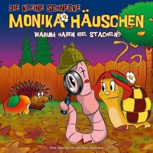 Die kleine Schnecke Monika Häuschen 33. Warum haben Igel Stachel