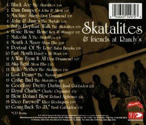 Skatalites & Friends At Randy\'s
