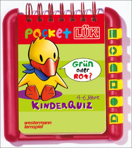 LÜK pocket. Kinderquiz