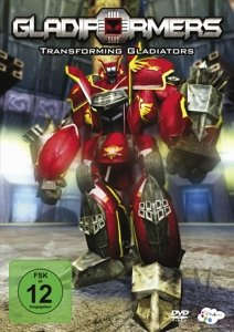 Gladiformers - Transforming Gladiators
