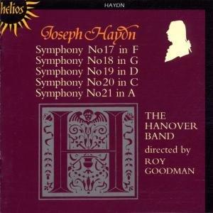 Symphonies Of J.Haydn 17-21