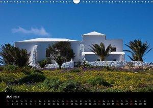 Lanzarote - Insel der Vulkane (Wandkalender 2017 DIN A3 quer)