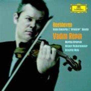 Violinkonzert op.61/Violinsonate op.47