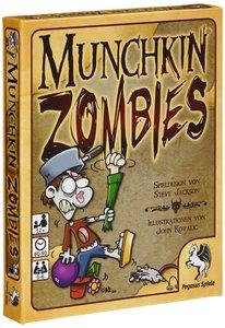Pegasus Spiele 17135G - Munchkin: Zombies