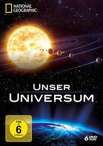 Unser Universum (4-DVD-Box)