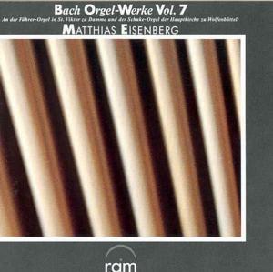 Orgelwerke Vol.7
