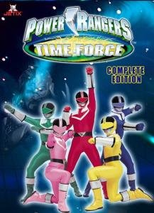 Marchand, J: Power Rangers - Time Force