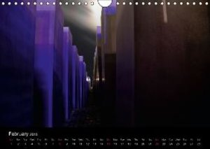 Berlin at night (Wall Calendar 2015 DIN A4 Landscape)