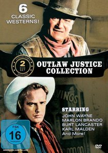 Outlaw Justice Collection (DVD)
