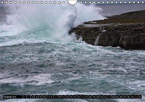 Uppena, L: Irlands vielfältige Landschaften (Wandkalender 20