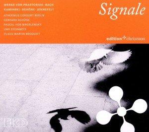 Signale. Reformation und Freiheit. CD