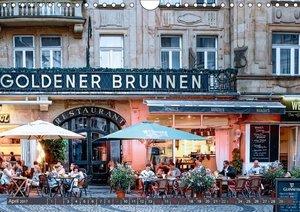 Wiesbaden Kurstadt mit Charme und Flair (Wandkalender 2017 DIN A