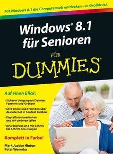 Windows 8.1 für Senioren für Dummies