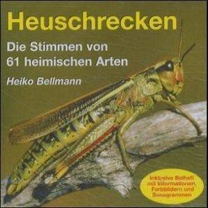 Heuschrecken-Tierstimmen