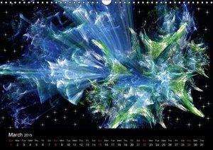 Lucky Star / UK-Version (Wall Calendar 2015 DIN A3 Landscape)