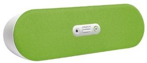 CREATIVE D80 Bluetooth-Lautsprechersystem, grün