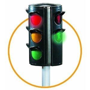 BIG 1197 - Traffic-Lights, Ampel/Verkehrsampel, 71 cm