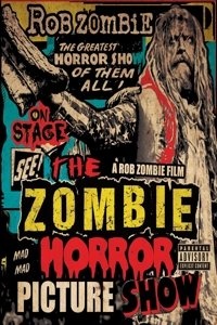 The Zombie Horror Picture Show (Blu Ray)